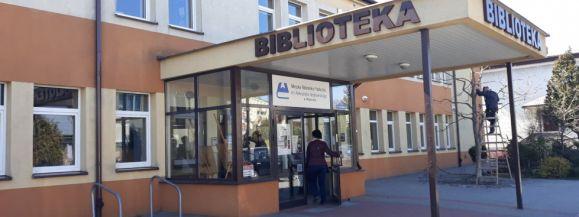 """BIBLIOTEKA """"ODMROŻONA"""""""