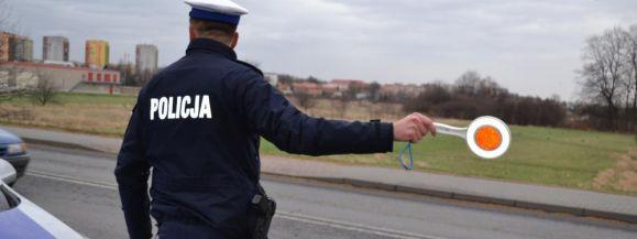 POLICJANCI NA DROGACH