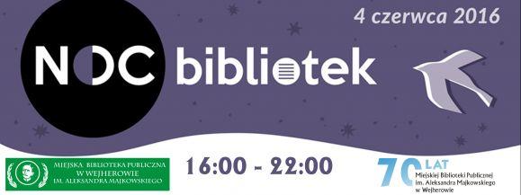 NADCHODZI NOC BIBLIOTEK