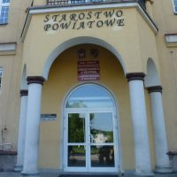 KORONAWIRUS W STAROSTWIE