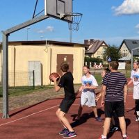 WAKACYJNY STREETBALL